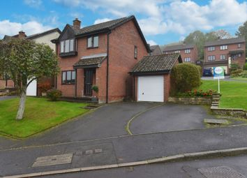 Thumbnail 3 bed detached house for sale in Ridgemead, Yeovil