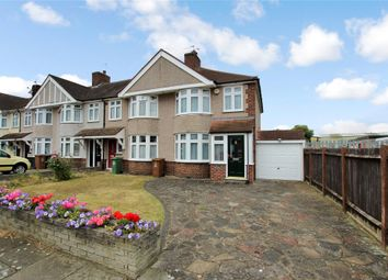 Thumbnail 3 bed end terrace house for sale in Rowley Avenue, Sidcup, Kent
