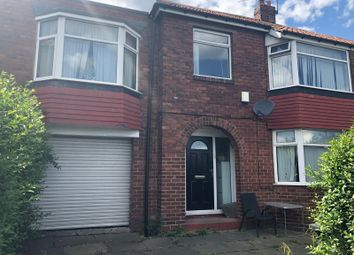 Thumbnail 4 bed semi-detached house for sale in Halewood Avenue, Kenton, Newcastle Upon Tyne