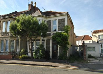 Thumbnail 3 bed end terrace house for sale in Talbot Road, Knowle, Bristol