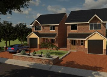 Thumbnail 3 bed detached house for sale in Haley Street, Willenhall