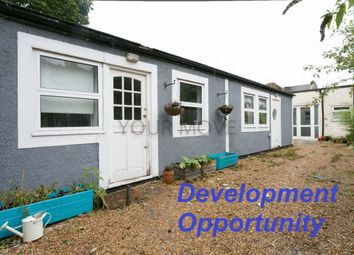 Thumbnail 1 bed bungalow for sale in A Park Road, Leyton, London