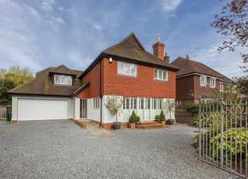 Thumbnail 5 bedroom detached house for sale in Cross Road, Rustington, Littlehampton