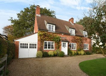 Thumbnail 5 bed cottage for sale in Village Road, Bromham, Bedford
