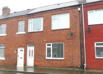 Thumbnail 2 bed terraced house to rent in Milburn Road, Ashington