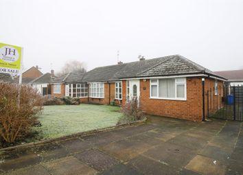 Thumbnail 2 bed semi-detached bungalow for sale in Borrowdale Avenue, Gatley, Cheadle