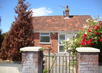 Thumbnail 2 bed semi-detached bungalow for sale in Trelawn Close, St. Georges, Weston-Super-Mare