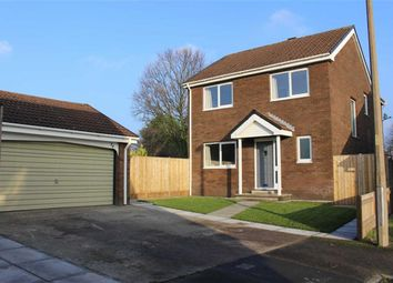 Thumbnail 4 bed detached house for sale in Churchfield, Fulwood, Preston