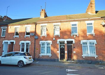 Thumbnail 3 bedroom terraced house for sale in Abbey Road, Northampton