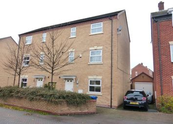 Thumbnail 3 bed property to rent in Lagoon Road, Wilnecote, Tamworth