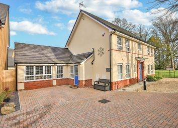Thumbnail 4 bed detached house for sale in Ffordd Hann, Talbot Green, Pontyclun