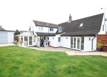 Thumbnail 4 bed detached house for sale in Gipping Road, Great Blakenham, Ipswich, Suffolk