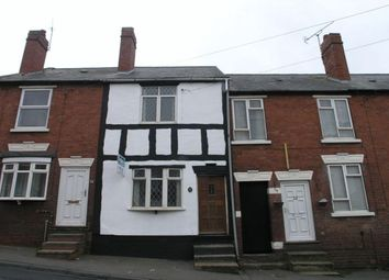 Thumbnail 2 bed terraced house to rent in Temple Street, Dudley