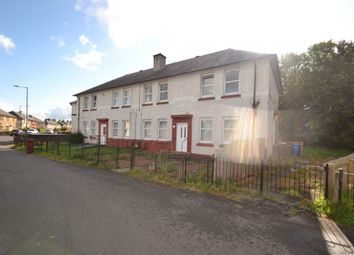 Thumbnail 2 bed flat for sale in Glebe Crescent, Hamilton, Lanarkshire