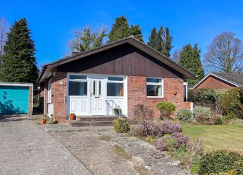 Thumbnail 3 bed detached bungalow for sale in Fairfield Green, Four Marks, Alton