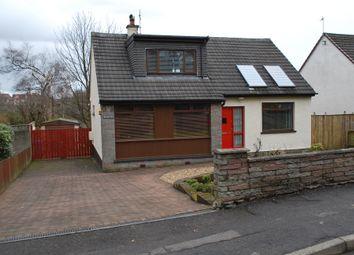 Thumbnail 4 bed detached bungalow for sale in Carronvale Road, Larbert