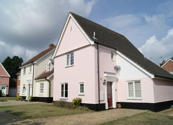 Thumbnail 4 bed detached house for sale in Rectory Green, Halesworth