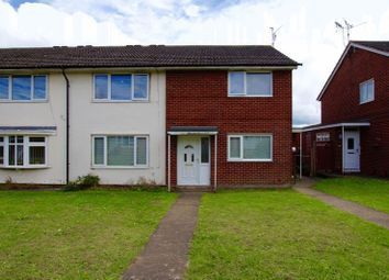 Thumbnail 2 bed flat for sale in Acton Park Way, Wrexham