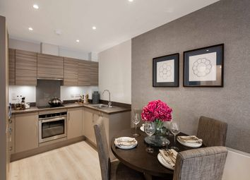 Thumbnail 2 bed flat for sale in Flambard Way, Godalming, Surrey
