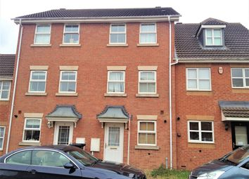 Thumbnail 4 bedroom terraced house to rent in Mason Row, Hamilton, Leicester