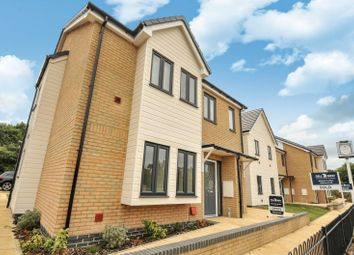 Thumbnail 2 bedroom maisonette for sale in Royal Court, Eye Road, Peterborough, Cambridgeshire