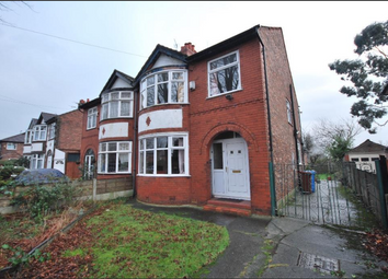 Thumbnail 3 bedroom semi-detached house for sale in Old Hall Lane, Manchester, Greater Manchester