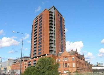Thumbnail 1 bed flat for sale in 9 Mirabel Street, Manchester, Greater Manchester