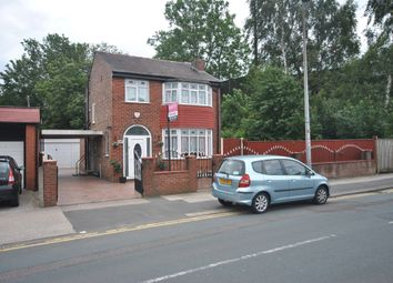 Thumbnail 3 bed detached house for sale in Canal Bank, Monton Eccles Manchester