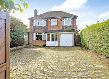 Thumbnail 3 bed detached house for sale in Kingsley Road, Stoke-On-Trent