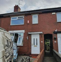 Thumbnail 3 bed terraced house for sale in George Avenue, Longton, Stoke-On-Trent