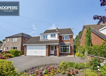 Thumbnail 4 bed detached house for sale in Hallfieldgate Lane, Shirland, Alfreton