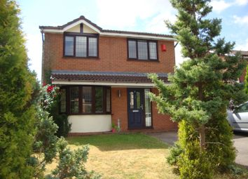 Thumbnail 4 bed detached house to rent in Hartington Close, Dorridge, Solihull