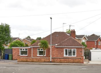 Thumbnail 3 bed detached bungalow for sale in Staithe Road, Wisbech