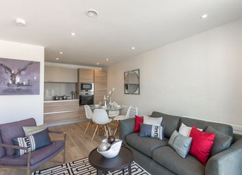 Thumbnail 1 bed flat to rent in Tooting High Street, London