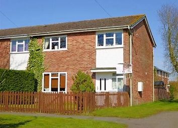 Thumbnail 3 bed end terrace house for sale in Pond Close, Overton, Basingstoke