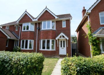 Thumbnail 2 bedroom property for sale in Grebe Close, Westbourne, Emsworth
