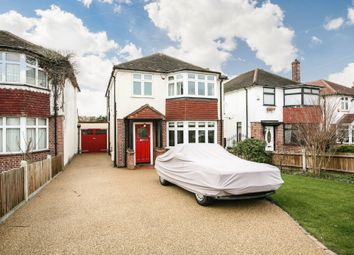 Thumbnail 3 bed detached house to rent in Horn Park Lane, London