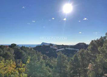 Thumbnail Land for sale in Altea, Spain