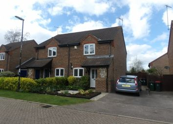 Thumbnail 2 bed property to rent in Parnell Close, Maidenbower, Crawley