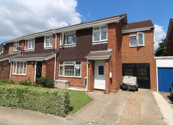4 bed semi-detached house for sale in Coleridge Close, Newport Pagnell, Buckinghamshire MK16
