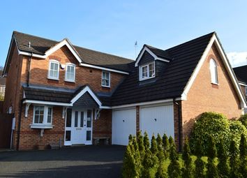 Thumbnail 5 bed detached house for sale in Meynellfield, Loggerheads