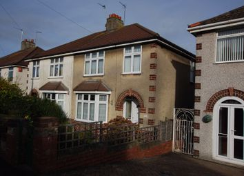 Thumbnail 3 bed semi-detached house for sale in Mackie Road, Filton, Bristol