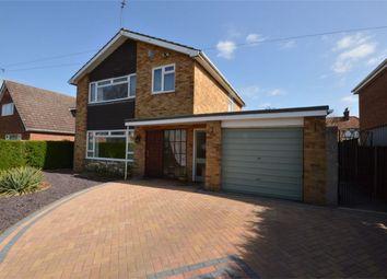 Thumbnail 3 bedroom detached house for sale in Warren Avenue, Hellesdon, Norwich