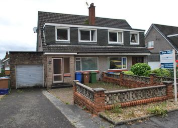 Thumbnail 3 bed semi-detached house for sale in Princes Crescent, Dollar