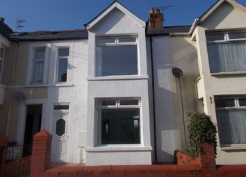 Thumbnail 4 bed terraced house for sale in Wellfield Avenue, Porthcawl