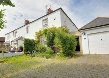 Thumbnail 3 bed end terrace house for sale in West Street, Sompting, Lancing