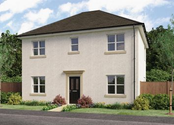 "Thumbnail 4 bed detached house for sale in ""The Buchan Da"" at Main Road, Eastburn, Keighley"