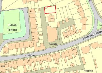 Thumbnail Land for sale in Hurworth Road, Hurworth Place