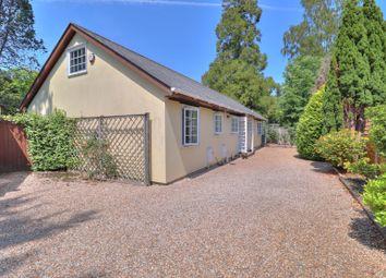 Thumbnail 3 bed detached bungalow for sale in Guillards Oak, Midhurst