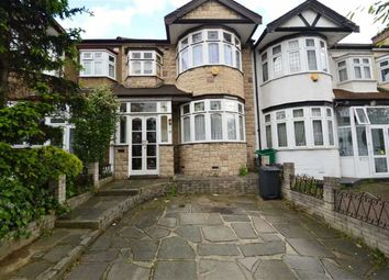 Thumbnail 3 bed terraced house for sale in Mighell Avenue, Redbridge, Essex